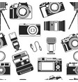 camera photograph portable old style apparatus vector image vector image