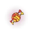 Candies comics icon vector image vector image