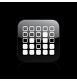 equalizer icon vector image vector image