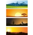 Landscape background vector | Price: 3 Credits (USD $3)