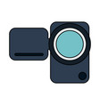 video camera icon image vector image vector image