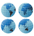 earths vector image vector image