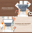 medical flat background health carefirst aid vector image vector image