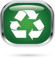 metal glass reciklaza vector image vector image