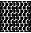 lacy black and white pattern three vector image
