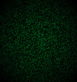 Matrix background with the green symbols motion vector image