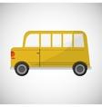 Transportation icon design vector image vector image