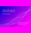 abstract background with transparent wave vector image