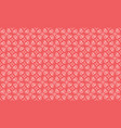 animal elephant background pattern vector image