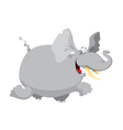 big elephant vector image vector image