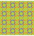 circles seamless vector image vector image