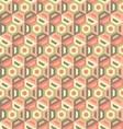 Pop-art background vector image vector image
