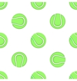 Universal tennis seamless patterns tiling vector image