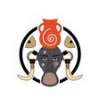 Mursi-Tribe-Sign-380x400 vector image