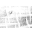 black and white texture pattern vector image vector image