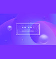 purple abstract background with a dynamic liquid vector image