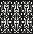 abstract seamless pattern grid mesh lattice vector image vector image