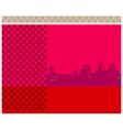 Cityscape Copyspace vector image vector image