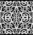 embroidery floral seamless pattern ethnic style vector image vector image