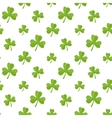 Flat clover vector image vector image