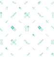 knife icons pattern seamless white background vector image vector image