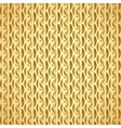 abstract gold leaf seamless pattern with ethnic vector image