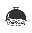 Barbecue and grill label bbq emblem and badge