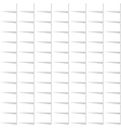 white seamless rectangle pattern vector image