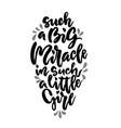 baby nursery handwritten lettering vector image vector image
