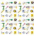 construction worker equipment house renovation vector image vector image
