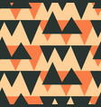 southwestern aztec seamless pattern vector image