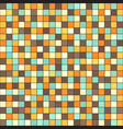 square pattern seamless tile background vector image vector image