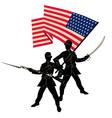 happy veterans day vector image
