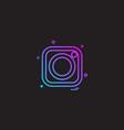 Instagram icon design