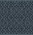 abstract dark grey seamless pattern vector image vector image