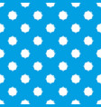origami sun pattern seamless blue vector image vector image