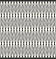 seamless pattern with thin intersecting lines vector image vector image