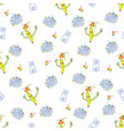 banana party seamless pattern fun youth vector image