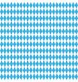 seamless oktoberfest beer festival pattern vector image