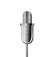 2009124 mic vector image vector image