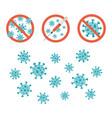 corona virus covid19 19 prevention vector image vector image