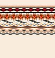 ethnic seamless pattern australian traditional vector image