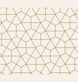 seamless geometric pattern simple flat vector image
