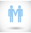 Gay sign vector image vector image