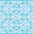 blue abstract pattern vector image vector image