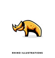 fox template vector image