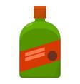 liquor icon cartoon style vector image vector image