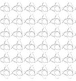 seamless grunge ornate pattern-14 vector image