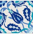arabesque vintage decor ornate for design template vector image