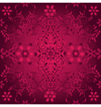 Dark purple seamless pattern